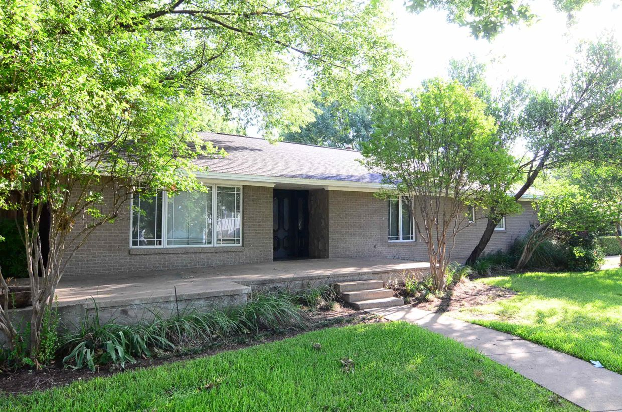 House for Lease: 4205 Manning Lane, Dallas, TX 75220